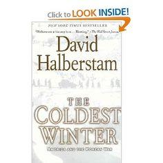 Amazon.com: The Coldest Winter: America and the Korean War: David Halberstam: Books