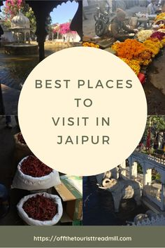 Without doubt, Jaipur city is a must-see place to visit in Rajasthan when backpacking India.  Firstly, Jaipur forms part of India's famous Golden Triangle owing to the triangular shape formed by the geographical location of Delhi, Agra and Jaipur. #offthetouristtreadmill #travel #india #jaipur #backpacking