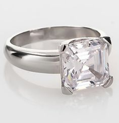 Diamantea anello solitario 118795 - Hse24.it