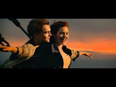 TITANIC- I'm Flying scene. One of the best movie moment ever :)