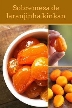 Confira a receita dessa deliciosa sobremesa de laranjinha kinkan. O preparo da compota é simples e o resultado é um doce com uma cor linda e muito sabor.