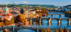 The cheapest city trips to in Europe including Prague, Budapest, and Rome for affordable sightseeing, dining, and lodging. Albania, Budapest, Lonely Planet, Cheap European Cities, European Countries, Prague Travel Guide, Cidades Do Interior, Visit Prague, Prague Czech Republic