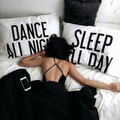 dance all night//