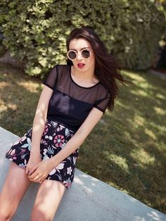 Charli XCX for Urban Outfitters