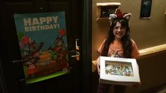 A Great Wolf Lodge Birthday Celebration! Great Wolf Lodge, Birthday Celebration, Happy Birthday, Celebrities, Frame, Home Decor, Happy Brithday, Picture Frame, Celebs