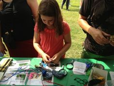Build Your Own Bee House Great Falls, Virginia  #Kids #Events