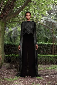 Givenchy Fall 2012 Couture Fashion Show - Maria Borges (WOMEN)