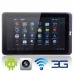 Capacitive Touch Screen Android Tablet PC with Wifi Camera SD White Memoria Ram, Ddr3 Ram, Disco Duro, Android 4, Cool Things To Buy, Stuff To Buy, Craft Gifts, Wifi, I Am Awesome