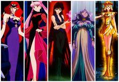 """"""" Queens of Darkness """""""