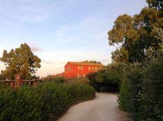 La Locanda Rossa Capalbio Tuscany