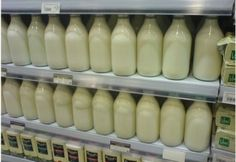 Lawmen Raid California Organic Store over Raw Milk Milk Art, Milk And Cheese, Raw Milk, Home Board, Food Industry, Glass Bottles, Milk Bottles, Carne, Organic