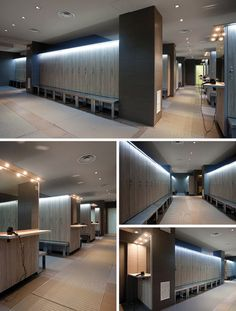 Reception desks, Reception desk, Gym lockers, Gym locker, Storage lockers…