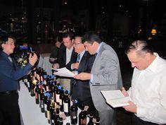 Cata Anual de vinos en Guatemala 2012