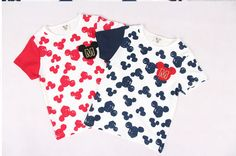 2015 Summer 100%Cotton Top Tee Mickey Head Children Boy Short Sleeve T shirts #cisi #EverydayHoliday