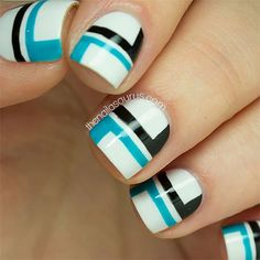 50 Best Nail Art Designs & Ideas For Learners 2014