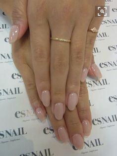 Getting something like this today Beautiful neutral nails. Getting something like this today Beautiful neutral nails. Getting something like this today Blush Nails, Neutral Nails, Nude Nails, My Nails, Neutral Colors, Pastel Nails, Subtle Nails, Nails Today, Colorful Nails