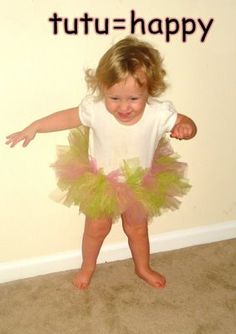 what little girl wouldn't LOVE to find one of these to wear on Easter morning! Make it!