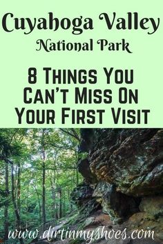 Cuyahoga Valley National Park is one of the most beautiful places in Ohio, and should be on everybody's bucket lists! Planning an itinerary for your family vacation can be a challenge though, that's why I'm sharing this list of 8 things to do in Cuyahoga Valley. Whether you enjoy hiking with kids, or are on a fall photography adventure, this travel guide will help find trails, waterfalls, and have the best road trip!