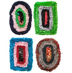FLOOR MATS BY REUSED TEXTILE NR 1