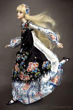Alice - Enchanted Doll by Marina Bychkova