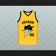 Gotham Rogues Hines Ward Basketball Jersey Stitch Sewn