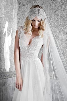 Milla collection forever entwined 2015 d 39 anna campbell for Robes de mariage anna campbell