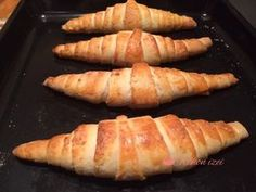 Croissant Bread, Hot Dog Buns, Ham, Desserts, Food, Beverage, Drink, Tailgate Desserts, Deserts