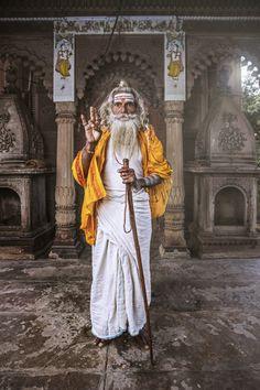 Baba Ji, Varanasi, India
