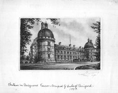 """Most Pedigo researchers have heard about a """"Pedigo Castle"""" in France and want to see photos of it.   No link has been proven to this particular Perigord family or the castle.  However, the chateau in the photos below is the """"castle"""" about which so many Pedigo researchers have heard."""