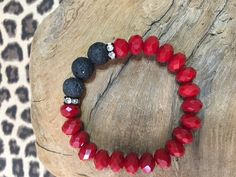 Childs Diffuser bracelet for Essential Oils Lava by JewelrybyJAM