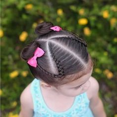 533 Likes 100 Comments Mariel Baby Girl Hairstyles, Kids Braided Hairstyles, Baddie Hairstyles, Cute Hairstyles, Toddler Hairstyles, Jasmine Hair, Girl Hair Dos, Natural Hair Styles, Long Hair Styles