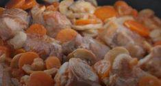 Veau marengo cookeo weight watchers Shrimp, Sausage, Chicken, Food, Cooker Recipes, Light Recipes, Meals, Sausages, Yemek