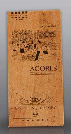 Açores | Vale das Furnas  | Chocolate Negro 48% Cacau 125 g