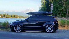 Modified Cars, Range Rover Evoque, Landrover Range Rover, Range Rover Sport, Cars Motorcycles, Automobile, Luxury Suv, Vossen Wheels, Fast Cars