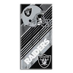 30f3ae6fa Oakland Raiders NFL Fiber Reactive Beach Towel