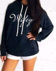 Hey, I found this really awesome Etsy listing at https://www.etsy.com/listing/210457179/wifey-hoodie-sweatshirt-sweatshirt-made