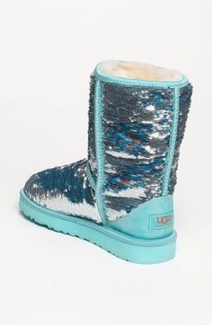 Turquoise and Sparkles!? OMG, where have you been all my life?