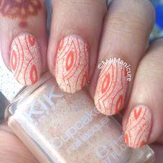 #orange #kiko #cupcake #textured