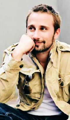 Matthias Schoenaerts. Kind of, sort of, obsessed after Rust and Bone.