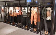 VM | Visual Merchandising | Retail Display | Retail Fashion Display | VM Fashion | Retail Design | Zara Fifth Ave store by Elsa Urquijo Architects, New York: