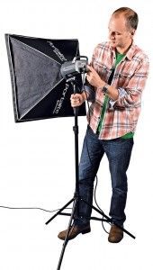How to set up studio lighting: 3 classic solutions