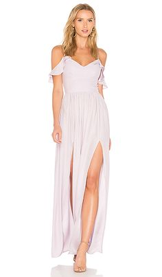 Shop for Amanda Uprichard Wren Maxi in Lilac at REVOLVE. Free 2-3 day shipping and returns, 30 day price match guarantee.