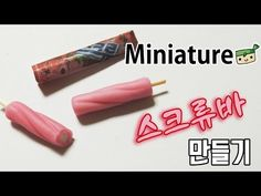 how to: miniature popsicle