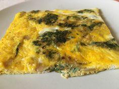 Recette – Omelette d'orties