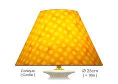 Dots Table Lamp, Dots, Home Decor, Fabric, Stitches, Lamp Table, The Dot, Interior Design, Home Interior Design