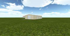 Cool 3D #marketing http://ift.tt/2iGWxK6 #barn #workshop #greenhouse #garage #roofing #DIY