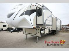 New 2015 Coachmen RV Chaparral 390QSMB Fifth Wheel at Fun Town RV | Cleburne, TX | #135745