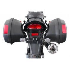 PLX-R Tubular Side Case Holders Suzuki GSF 650 Bandit / GSF 650 Bandit S 2009 Biker, Motorcycles, Vehicles, Car, Motorbikes, Motorcycle, Choppers, Vehicle, Crotch Rockets