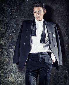 TOP (Choi Seung Hyun) ♡ #BIGBANG #KPOP - Cine21 Magazine