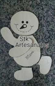Aprende a hacer lindos sujeta cortinas navideños con muñecos de fieltro ~ Mimundomanual Christmas Bells, Felt Christmas, Christmas Snowman, Christmas Projects, Christmas Gingerbread, Christmas Decorations, Xmas, Christmas Ornaments, Felt Crafts